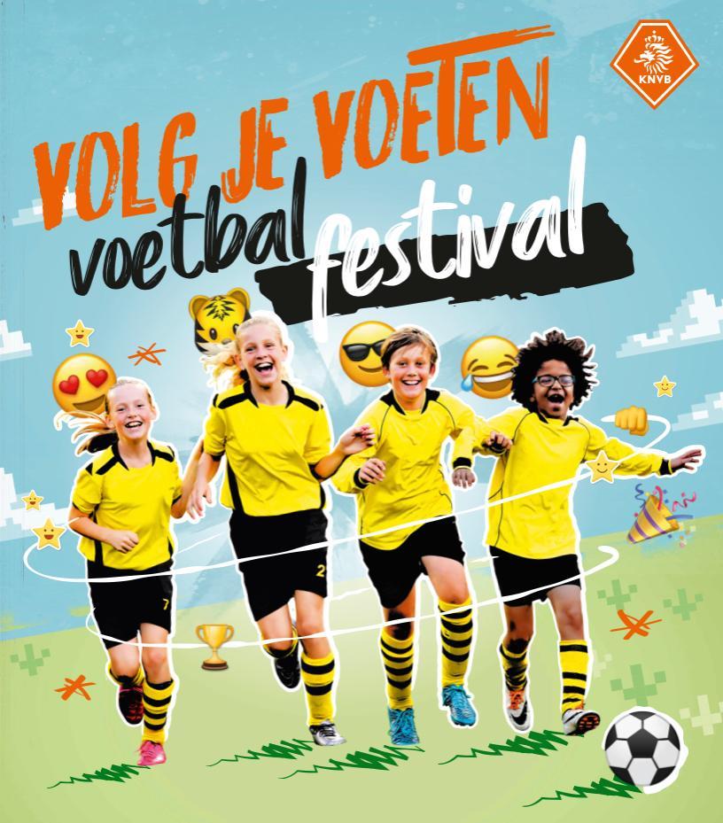 Voetbalfestival bij VEW